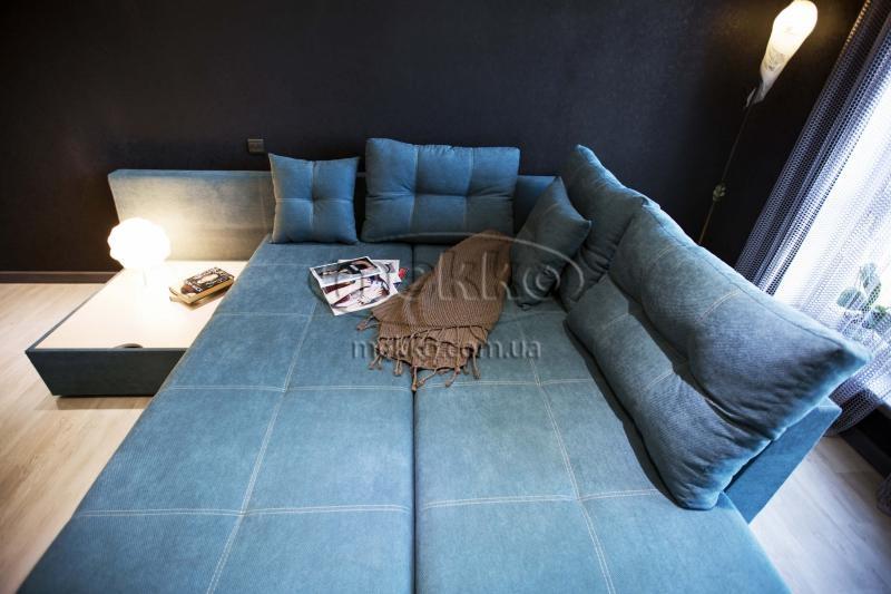 Кутовий диван з поворотним механізмом (Mercury) Меркурій ф-ка Мекко (Ортопедичний) - 3000*2150мм  Самбір-3