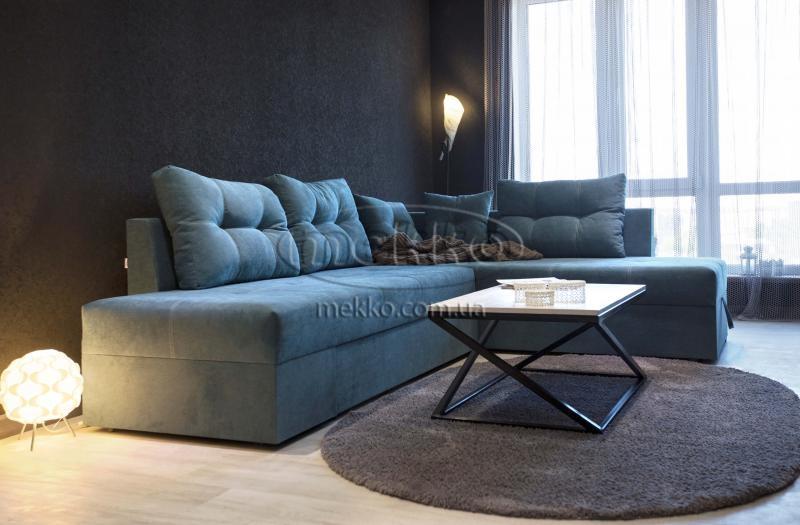 Кутовий диван з поворотним механізмом (Mercury) Меркурій ф-ка Мекко (Ортопедичний) - 3000*2150мм  Самбір