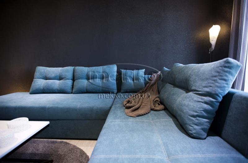 Кутовий диван з поворотним механізмом (Mercury) Меркурій ф-ка Мекко (Ортопедичний) - 3000*2150мм  Самбір-5