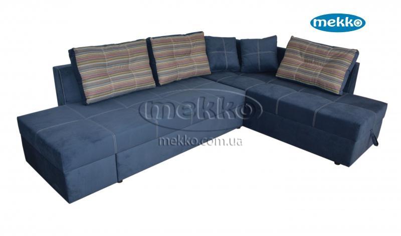 Кутовий диван з поворотним механізмом (Mercury) Меркурій ф-ка Мекко (Ортопедичний) - 3000*2150мм  Самбір-13