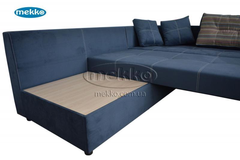 Кутовий диван з поворотним механізмом (Mercury) Меркурій ф-ка Мекко (Ортопедичний) - 3000*2150мм  Самбір-17