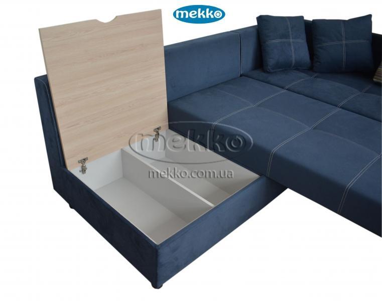 Кутовий диван з поворотним механізмом (Mercury) Меркурій ф-ка Мекко (Ортопедичний) - 3000*2150мм  Самбір-18