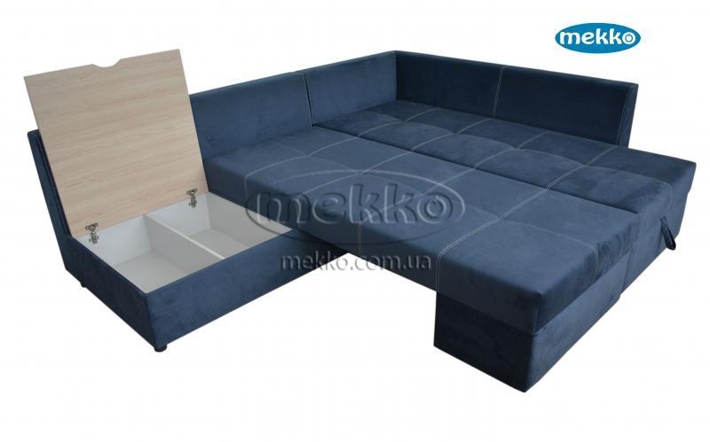 Кутовий диван з поворотним механізмом (Mercury) Меркурій ф-ка Мекко (Ортопедичний) - 3000*2150мм  Самбір-19