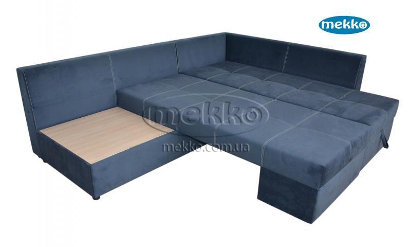 Кутовий диван з поворотним механізмом (Mercury) Меркурій ф-ка Мекко (Ортопедичний) - 3000*2150мм  Самбір-16