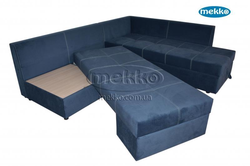 Кутовий диван з поворотним механізмом (Mercury) Меркурій ф-ка Мекко (Ортопедичний) - 3000*2150мм  Самбір-15