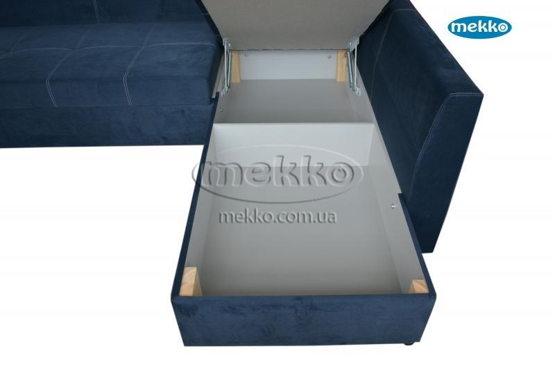 Кутовий диван з поворотним механізмом (Mercury) Меркурій ф-ка Мекко (Ортопедичний) - 3000*2150мм  Самбір-20