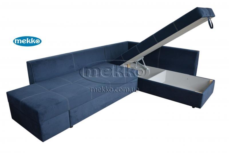 Кутовий диван з поворотним механізмом (Mercury) Меркурій ф-ка Мекко (Ортопедичний) - 3000*2150мм  Самбір-14