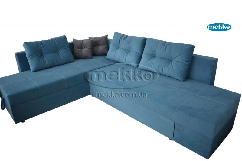 Кутовий диван з поворотним механізмом (Mercury) Меркурій ф-ка Мекко (Ортопедичний) - 3000*2150мм  Самбір-10