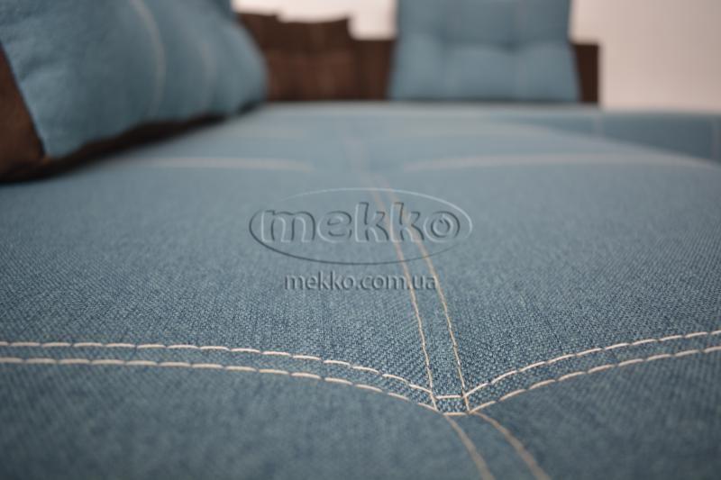 Кутовий диван з поворотним механізмом (Mercury) Меркурій ф-ка Мекко (Ортопедичний) - 3000*2150мм  Самбір-9