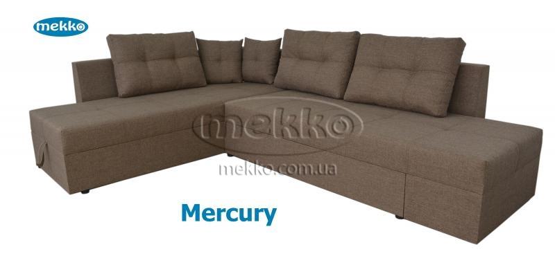 Кутовий диван з поворотним механізмом (Mercury) Меркурій ф-ка Мекко (Ортопедичний) - 3000*2150мм  Самбір-12